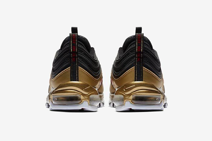 Nike Air Max 97 Metallic Pack 9