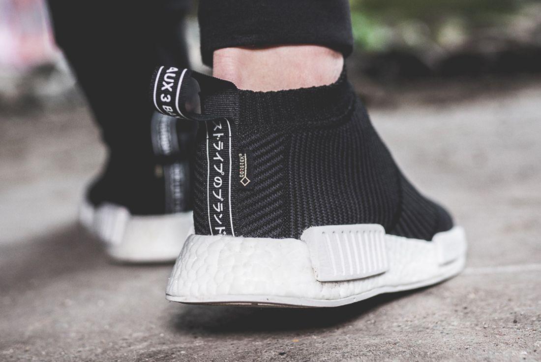 Adidas Nmd City Sock Gore Tex 12