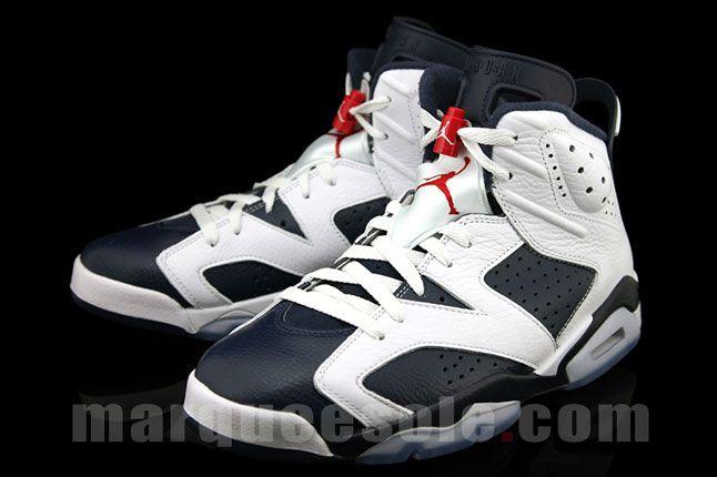 Air Jordan 6 Olympic 03 1
