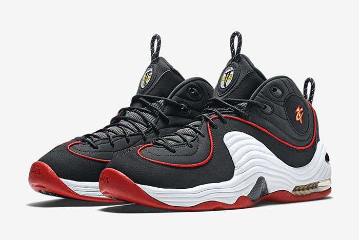 Nike Air Penny 2 Miami Heat