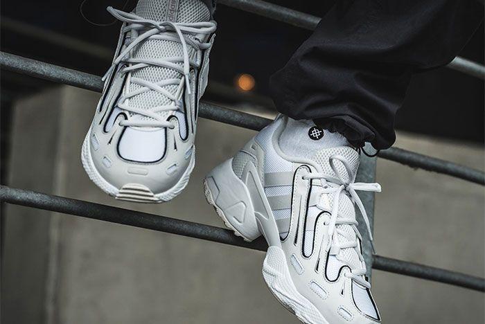 Adidas Originals Eqt Gazelle White Toe