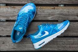 Nike Air Max Thea Blue Lacquer Bumper 1