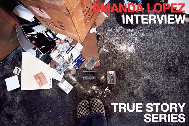 Amanda Lopez Vans True Story Series Interview 1