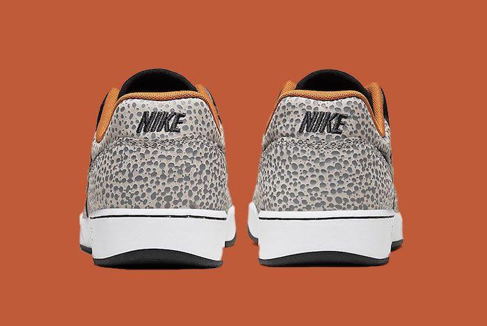 Nike Sb Gts Return Premium Safari Cv6283 001 Heel