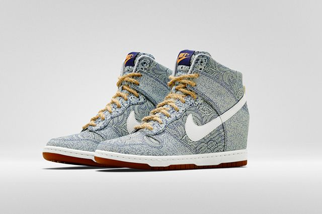 Liberty Of London X Nike Summer 2014 Collection 5