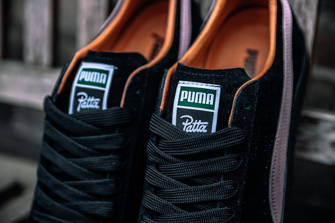 Patta X Puma Clyde Collaboration14