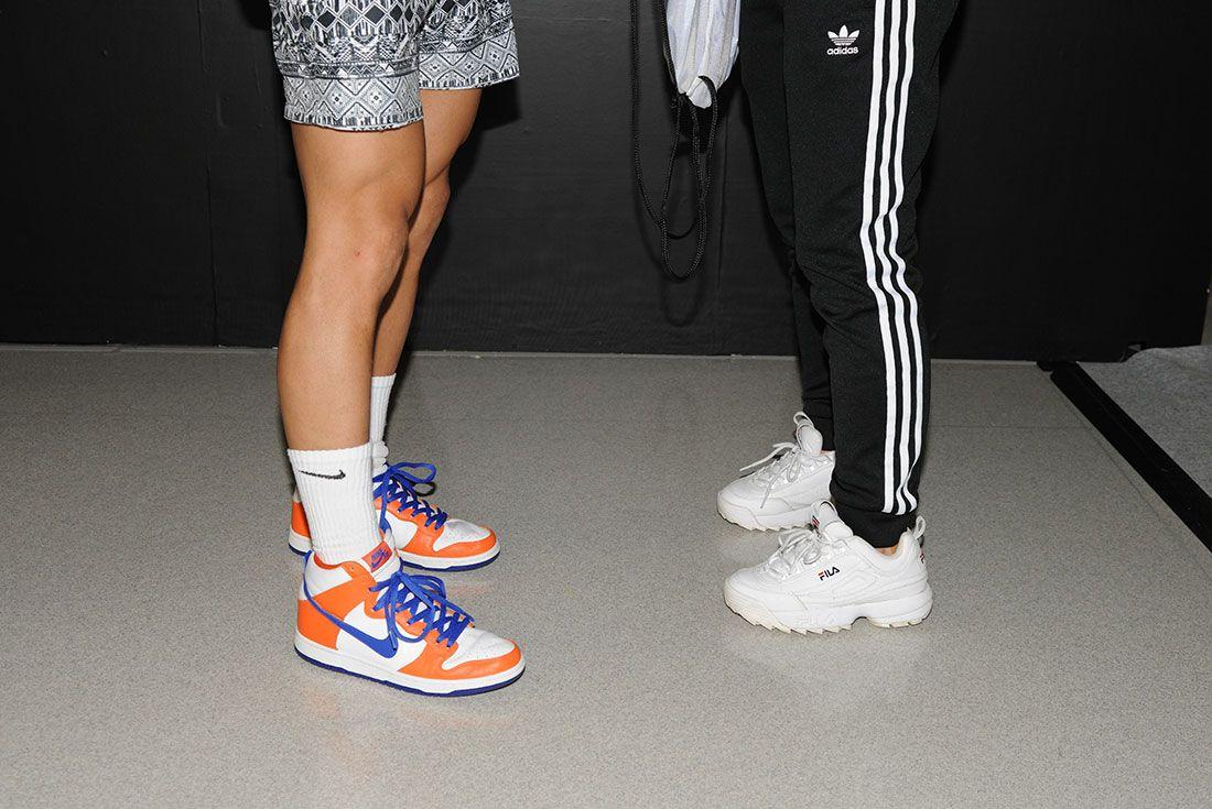 Atmos Con Tokyo 2019 Koji Sneaker Freaker On Foot Shot5