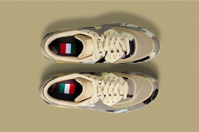 Nike Air Max Camo Collection Italy 90 Aerial 1