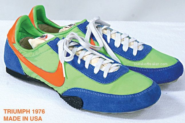 Vintage Collector Lindy Darrell Nike Runners 31