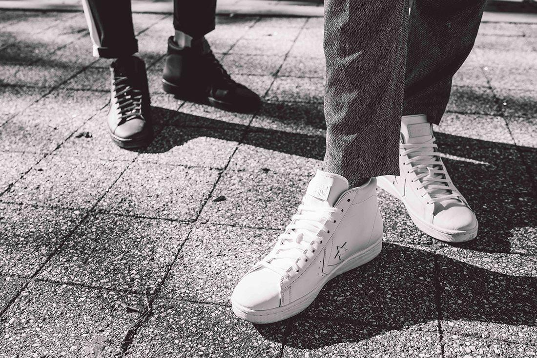 Converse Pro Leather 9