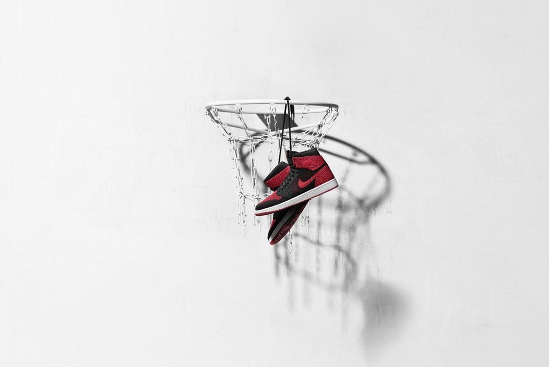 Air Jordan 1 Flyknit 4