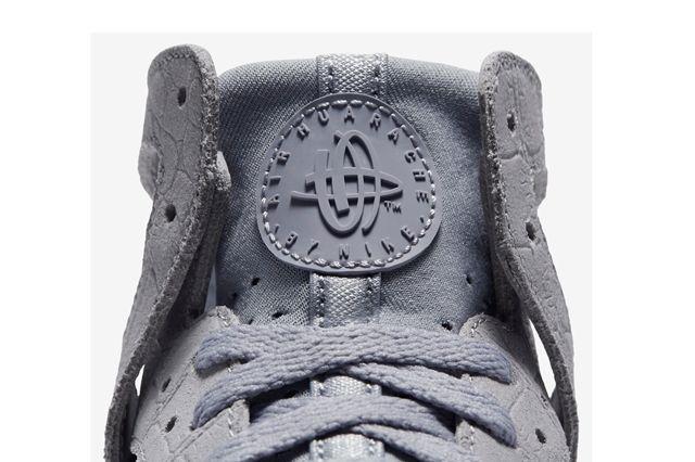 Nike Huarache Flight Grey Croc 3