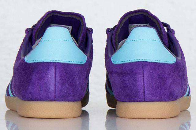 Adidas Originals Trimm Star Collegiate Purple Crystal Blue 4