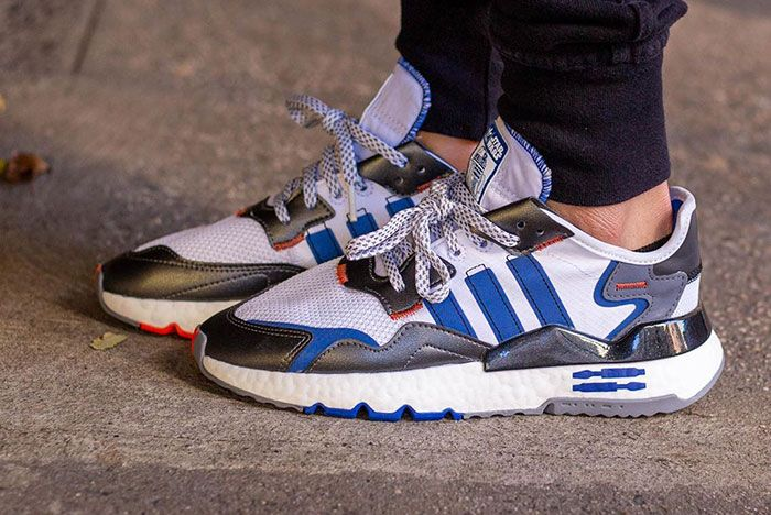 Adidas Star Wars Nmite Jogger R2 D2 On Foot1
