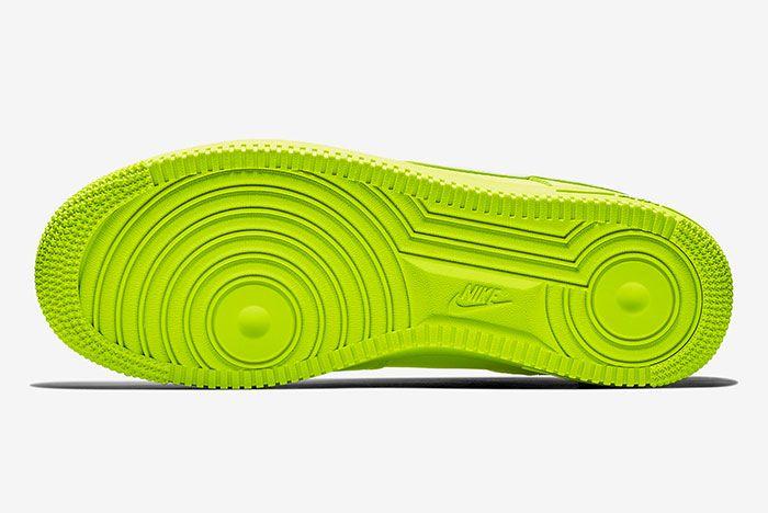 Nike Air Force 1 Utility Volt Aj7747 700 Release Date 1 Sneaker Freaker