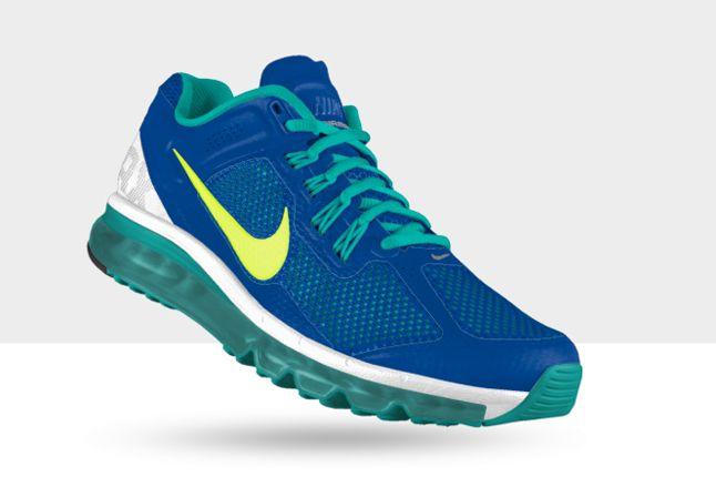 Air Max Nike 2013 Aqua 1