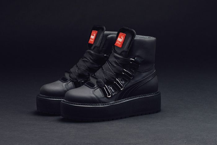 Rihanna X Puma Fenty Sneaker Boot