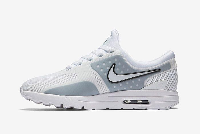 Nike Air Max Zero White Grey 2