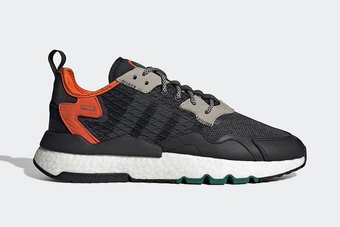 Adidas Nite Jogger Cordura Ee5549 Lateral