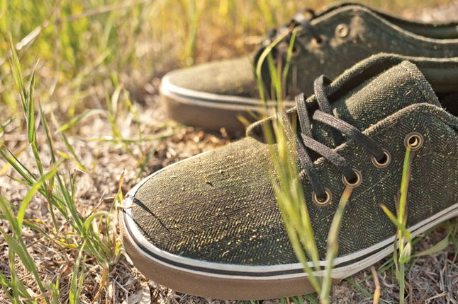 Vans Calfornia Collection 159 Ca Tweed Forest Night Hero Image Spring 2013 1