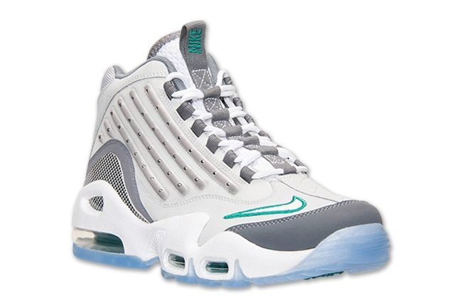 Nike Air Griffey Max Ii Pure Platinum White Cool Grey 03