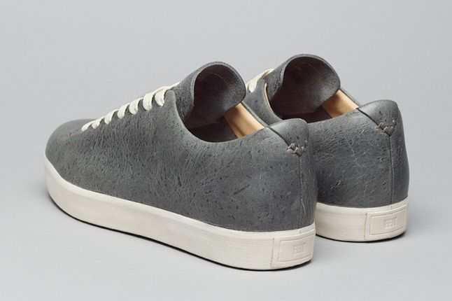 Superclean Kudu Classic Grey Heel 1
