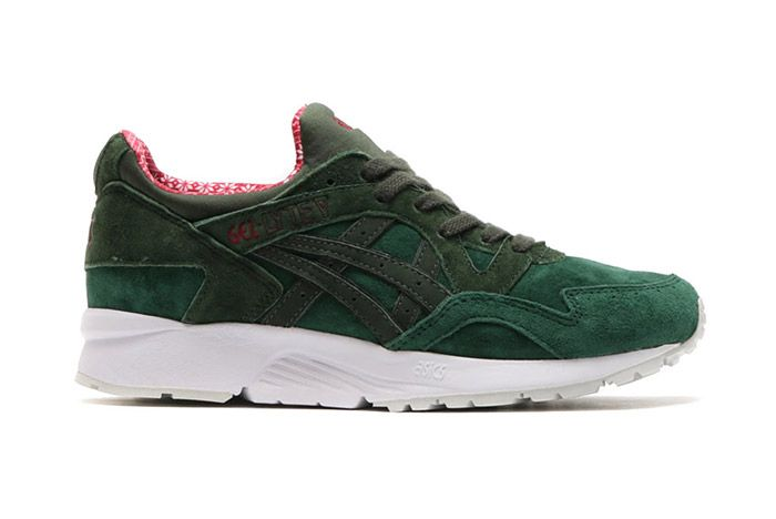 Asics Gel Lyte V Ugly Christmas Sweater 7