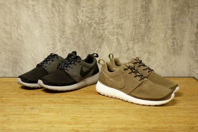 Nike Roshe Run Premium Nrg Pairs 1
