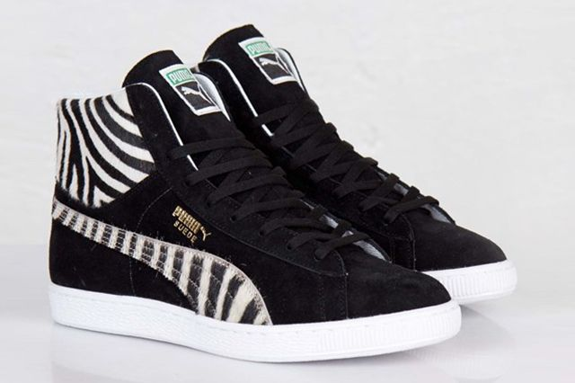Puma Suede Mid Made In Japan Animal Pack 5
