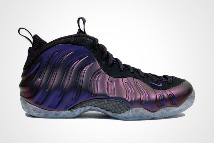 Nike Foamposite One 2017 Retro Og Eggplant Purple Thumb