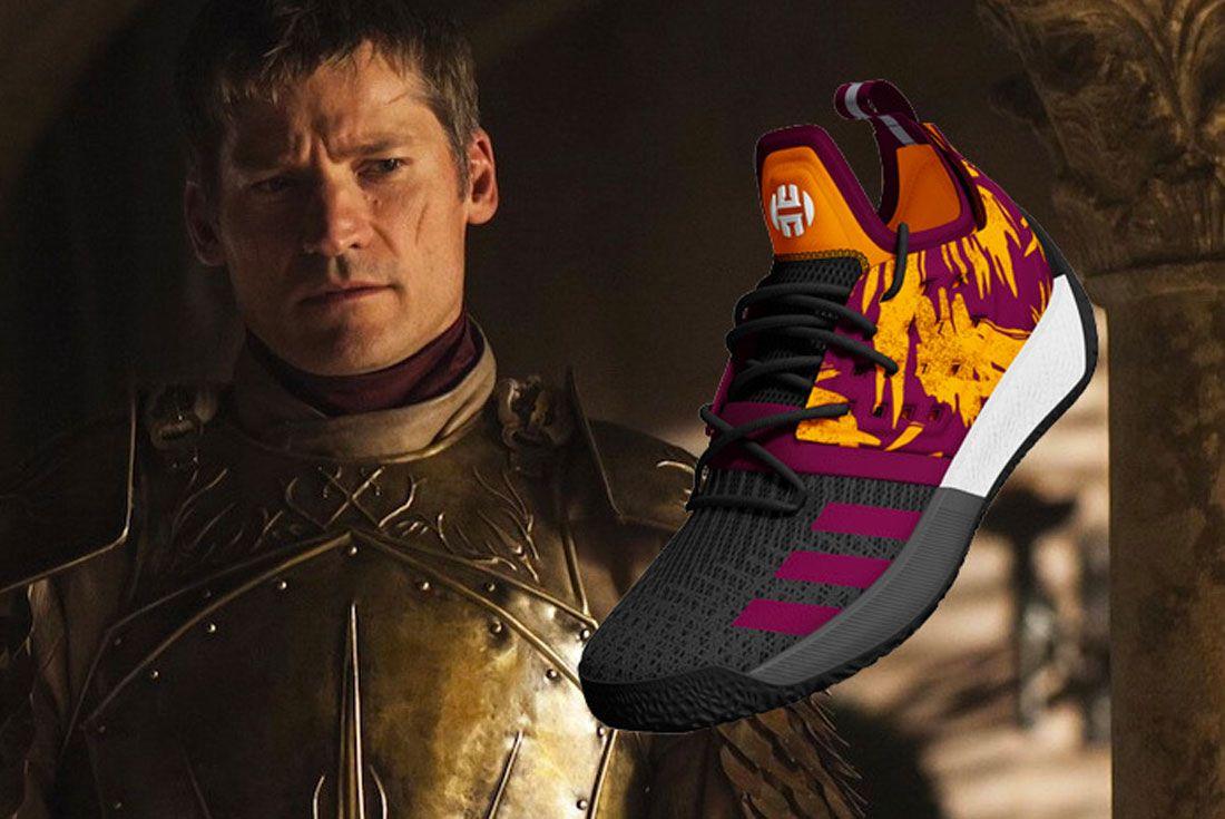 Jaime Lannister James Harden V2