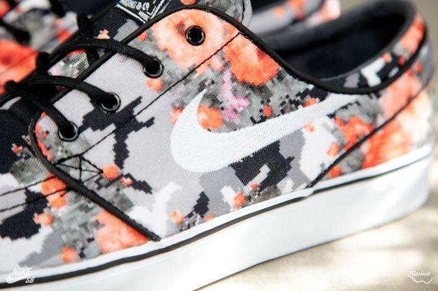 Nike Sb Stefan Janoski Mandarin Camo 4