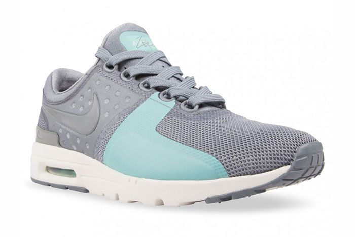 Nike Air Max Zero Wmns Grey Teal 4