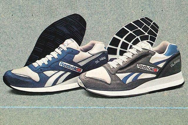 1987 Reebok Dl5000