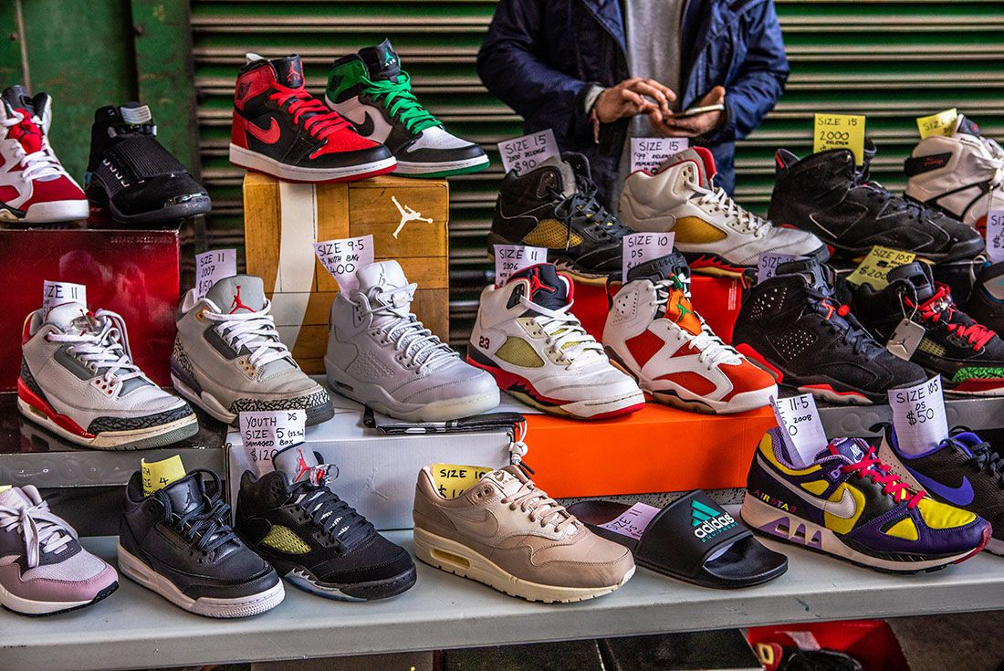 Sneaker Freaker Swap Meet October 201956