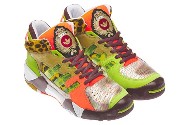 Jeremy Scott Adidas Troop 1