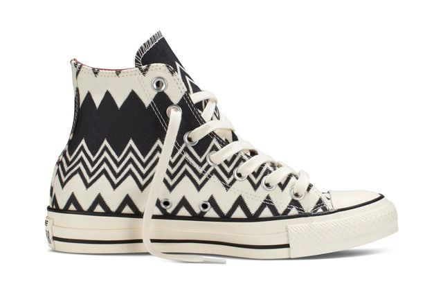 Missoni Converse Fall 2014 Ct As Collection 6
