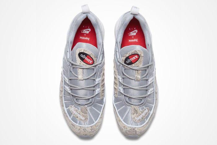 Supreme X Nike Air Max 98 5