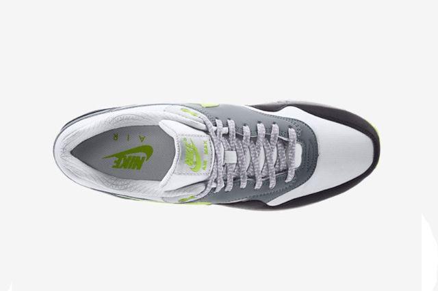 Nike Air Max 1 Dark Grey Volt 4