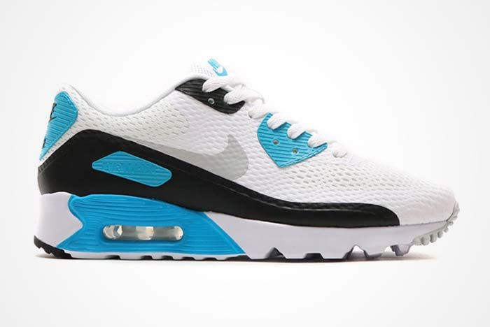 Nike Air Max 90 Laser Blue Feature 1