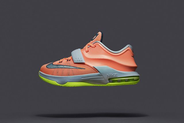 Nike Unveil Kd7 Kids Carnival Collection 1