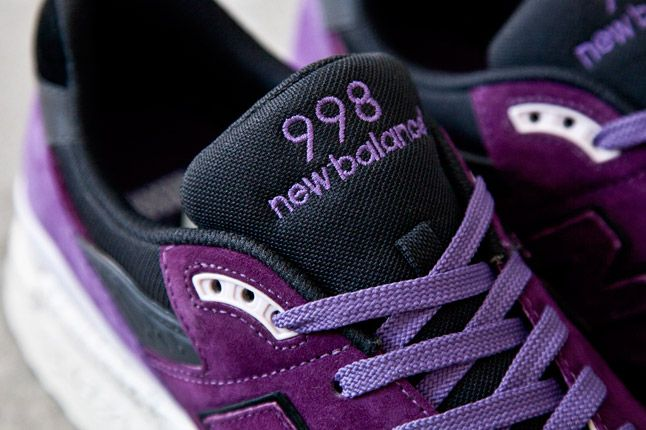 New Balance Sneaker Freaker 998 Tongue 11