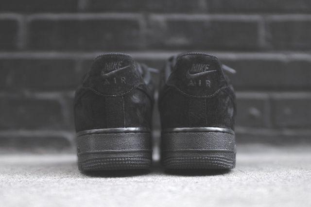 Nike Air Force 1 Low Triple Black 5