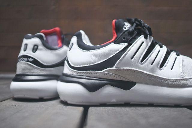 Adidas Tubular 93 Blackwhiteoff White5