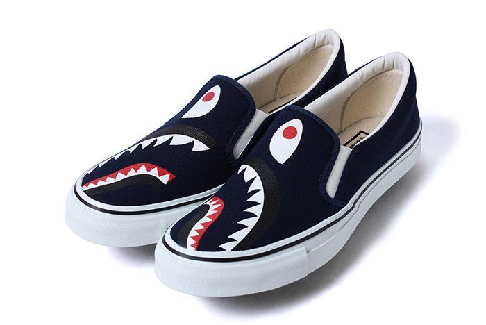 Bape Shark Slip On 3