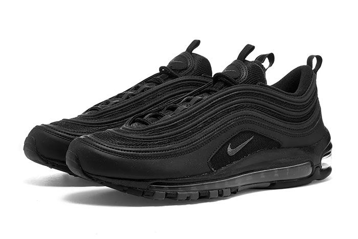 Triple Black Air Max 97 Back To School