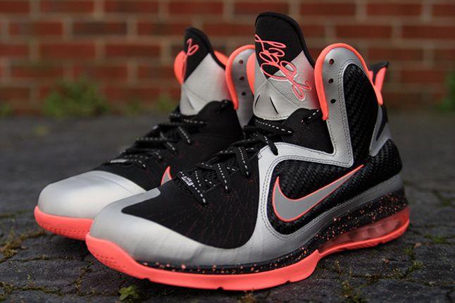Nike Le Bron 9 Mango 02 1