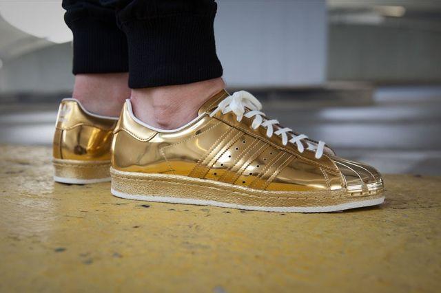 Adidas Superstar Precious Metals Pack Afew Bump 2