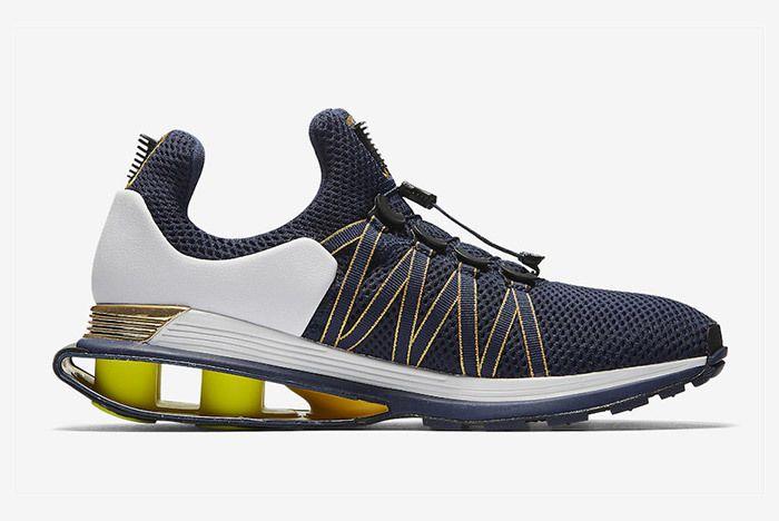 Nike Shox Gravity Midnight Navy 6