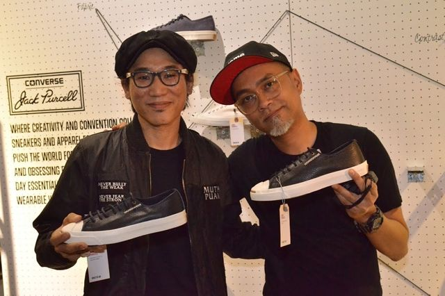 Converse Jack Purcell Pop Up Store Malaysia 4